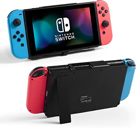Insten Powerbank Power Bank Battery Case 10000mAh for Nintendo Switch, Portable Charger w/ Kickstand, [USB Type C Slot For Nintendo Switch Console] For iPhone X/Samsung Galaxy S8/S8 Plus LG G6