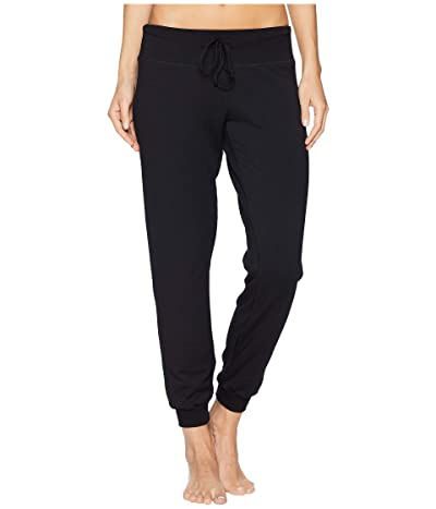Beyond Yoga Lounge Around Jogger (Black) Women