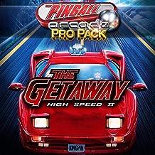 Pinball Arcade: The Getaway: High Speed II Pro (Crossbuy) - PS3 [Digital Code]