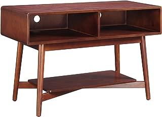 Convenience Concepts Designs2Go Savannah TV Stand, Mahogany