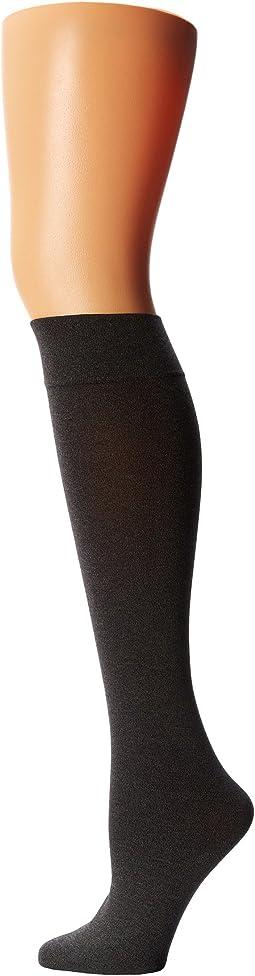 Wolford - Cotton Velvet Knee-Highs