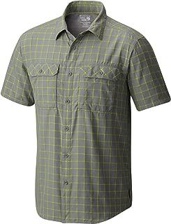 Mountain Hardwear Mens Canyon AC Short Sleeve Shirt