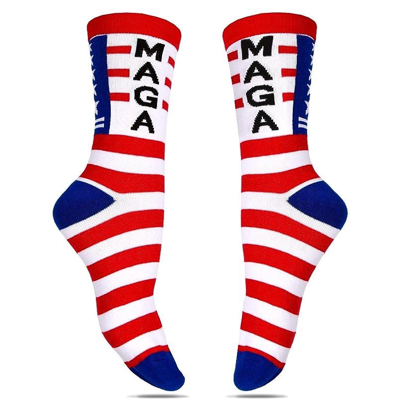Trump Socks Make America Great Again Republican Socks Republican Gifts Joke Socks