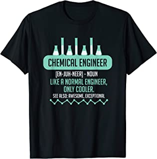 Best chemical engineer t shirts Reviews