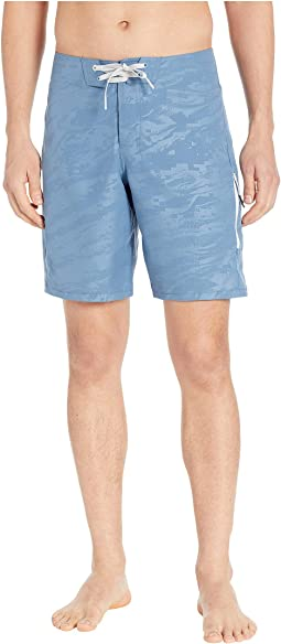 Shore Break Emboss Boardshorts