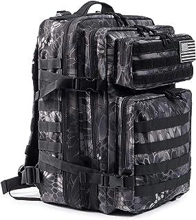 حقائب ظهر عسكرية تكتيكية من كيو تي اند كيو واي، حقيبة ظهر مولي ارمي للاعمال القتالية، مناسبة للانشطة الخارجية والتنزه والم...