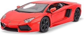 سيارة لامبورجيني أفينتادور LP 700-4 بمقياس 1:24 من مايستو (قد تختلف الألوان)