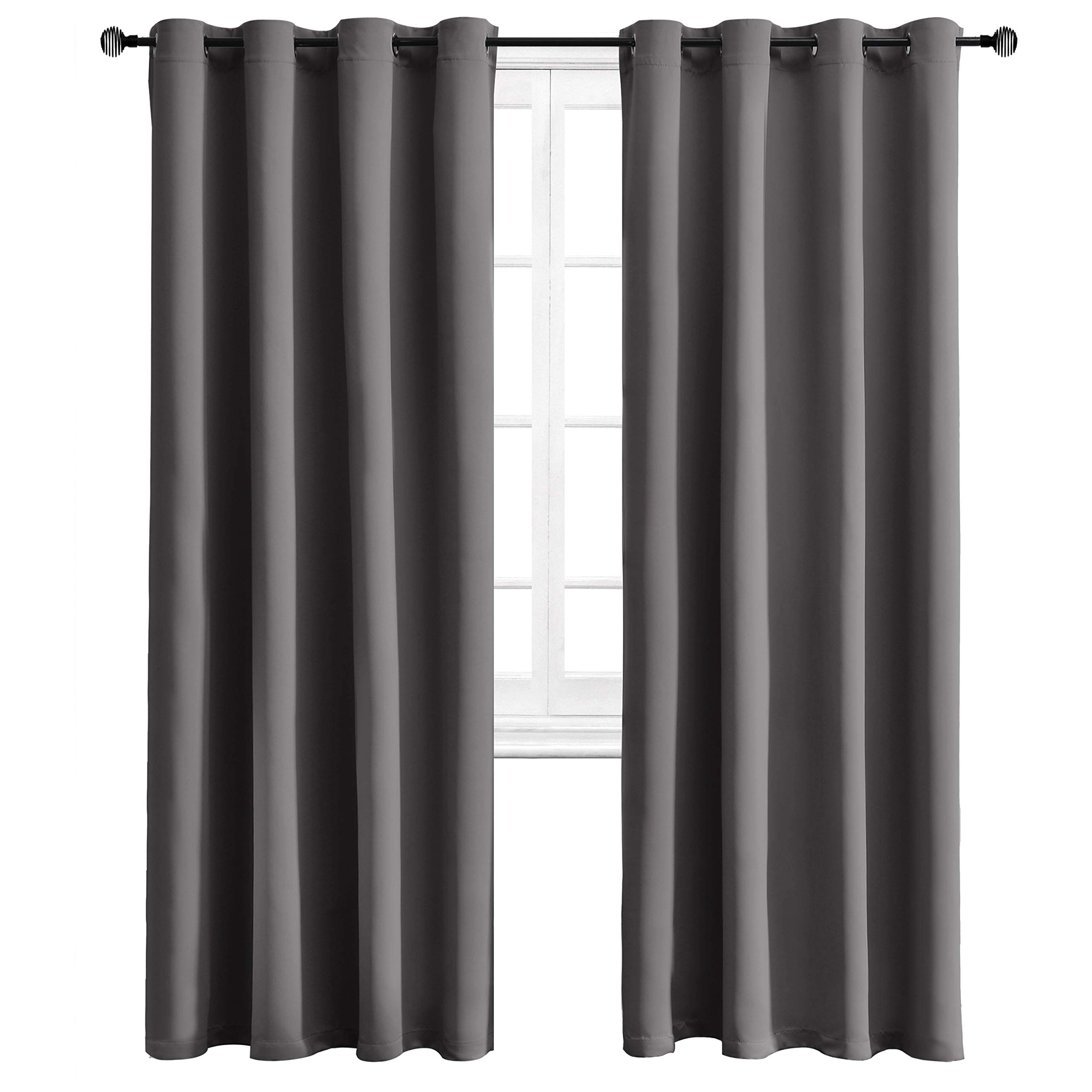 WONTEX Blackout Curtains Thermal Insulated