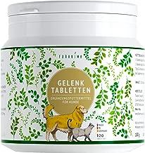 Furanima Gelenktabletten für Hunde - EINFÜHRUNGSPREIS - 120 Tabletten mit Grünlippmuschel, MSM und Teufelskralle - Gelenktabletten Hund für alle Rassen - Geprüfte Qualität Made in Germany