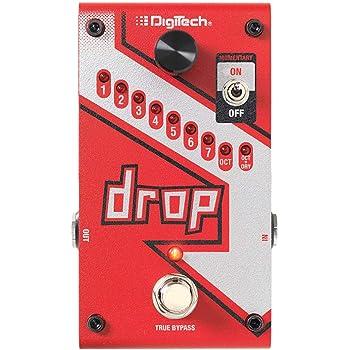 DigiTech Drop Polyphonic Drop Tune/PitchShift Pedal