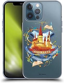 Head Case Designs Officieel Gelicentieerd Harry Potter Zweinstein Dodelijke heiligheden II Soft Gel Case compatibel met Ap...