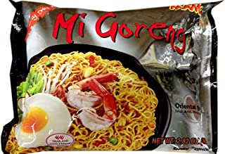 Mi Goreng (Oriental Style Instant Fried Noodle) - 2.82oz (Pack of 5)