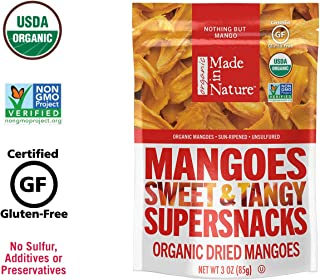 Best made in nature organic dried mangos Reviews