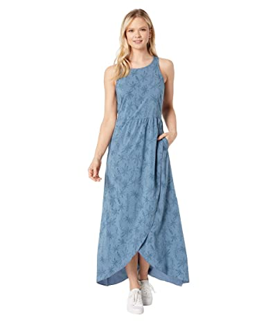 Toad&Co Sunkissed Maxi Dress (High Tide Airy Floral Print) Women