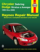 Best dodge stratus repair manual Reviews