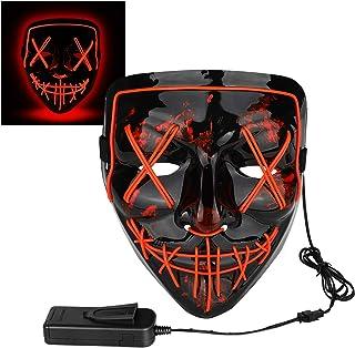 The Purge Mask Led