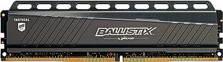 Ballistix Tactical BLT4G4D26AFTA - Memoria RAM de 4 GB (DDR4, 2666 MT/s, PC4-21300, SR x8, DIMM 288-Pin)