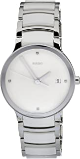 Rado Centrix Jubile White Analog Watch for Men R30927722