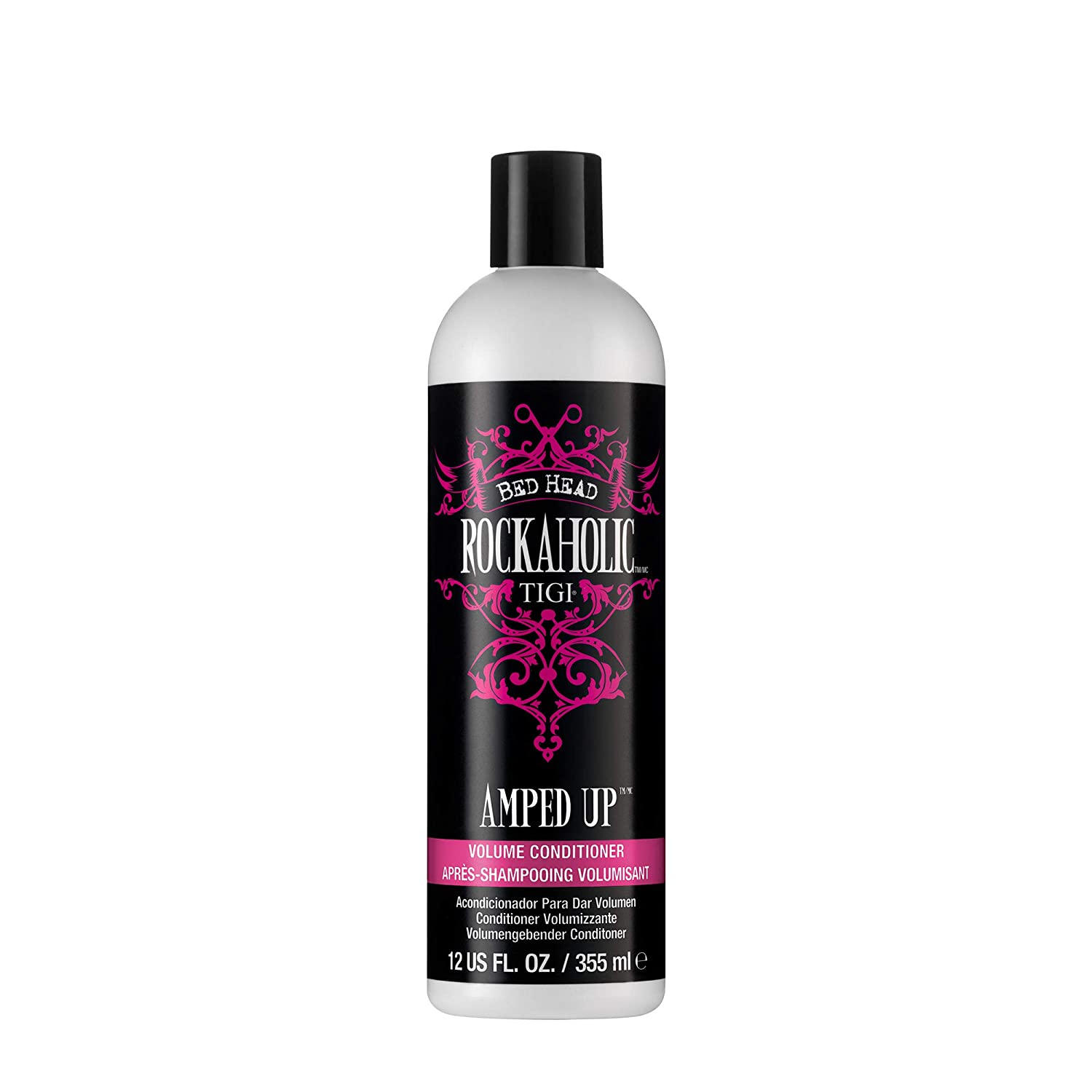 Bed Head Rockaholic Volume Conditioner Amped Up 12 Ounce