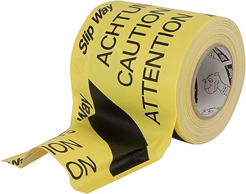 selección larga Tunnel Tunnel Tunnel Tape negro-amarillo 30m  alta calidad