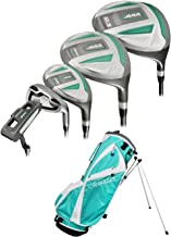 Bullet Golf Women's .444 Complete Set with Bag, Emerald