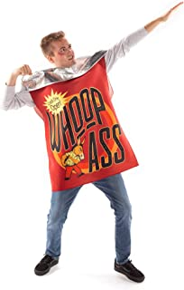 Can of Whoop Ass Halloween Costume - Funny Adult Unisex One Size Party Outfit