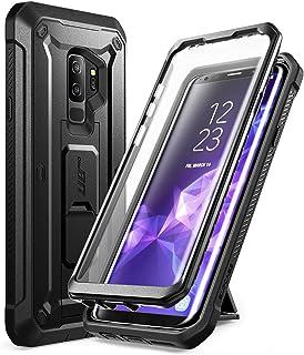SUPCASE Galaxy S9 Plus ケース 耐衝撃 防塵デザイン 液晶保護フレーム付き スタンド機能 米国軍事規格