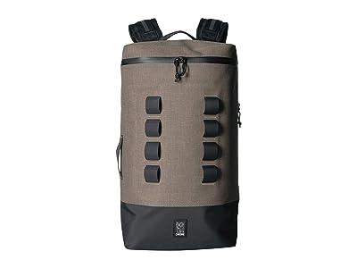Chrome Urban Ex Gas Can Pack 22L (Khaki/Black) Bags