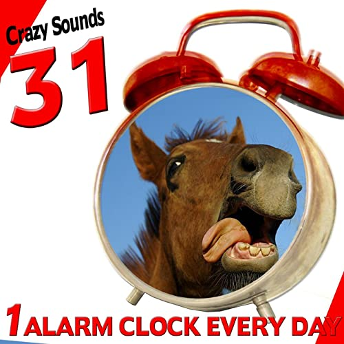31 Crazy Sounds. 1 Alarm Clock Every Day by Jokes Live ...