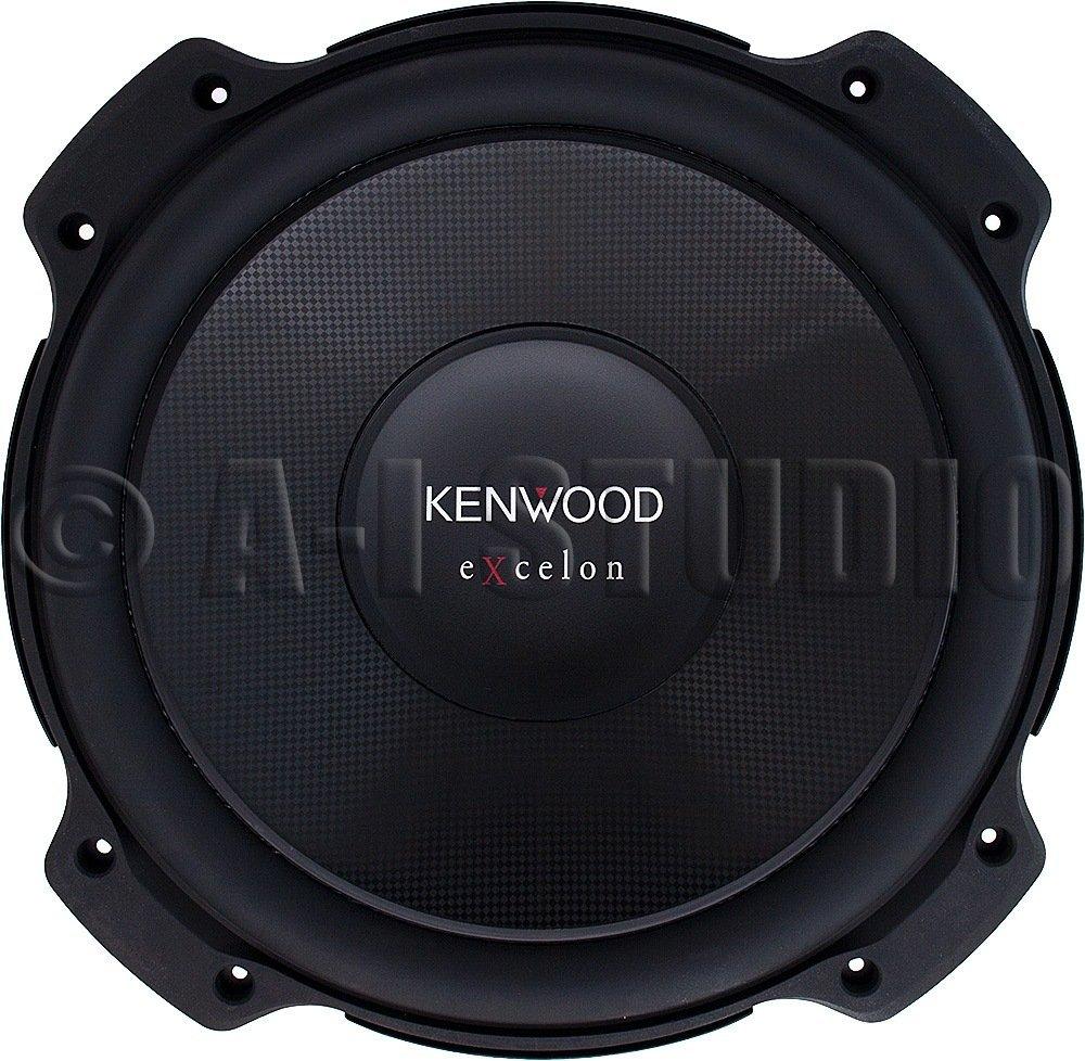 Kenwood eXcelon KFC XW120 Inch Subwoofer