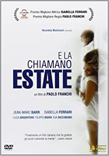 E la chiamano Estate [Italia] [DVD]