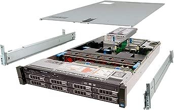 Dell PowerEdge R720 Server 2X 2.60Ghz E5-2670 8C 192GB 8X 3TB