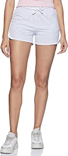 Ajile By Pantaloons Women's Regular Fit Cotton Shorts