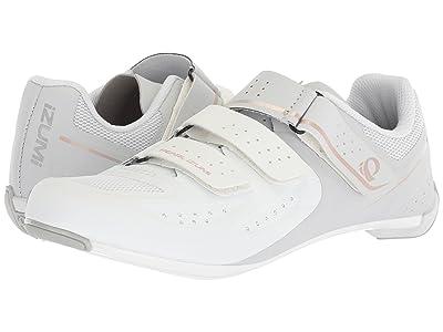 Pearl Izumi Select Road V5 (White/Grey) Women
