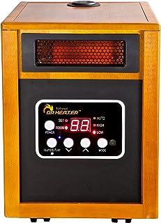 Dr Heater Calentador infrarrojo portátil, 1500 vatios, DR-9