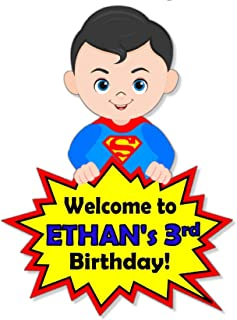 Best personalized superman invitations Reviews