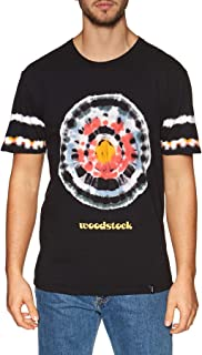 Huf Woodstock Team Knit Short Sleeve T-Shirt