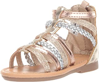 6dc41c56b0c6 carter s Girl s Fenna Braided Gladiator Sandal