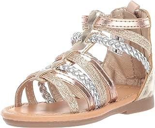Girl's Fenna Braided Gladiator Sandal