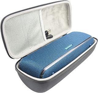 のために適した Sony SRS XB31 Bluetooth ポータブルスピーカー ブラック 旅行キャリーケース 保護ボックス SANVSEN