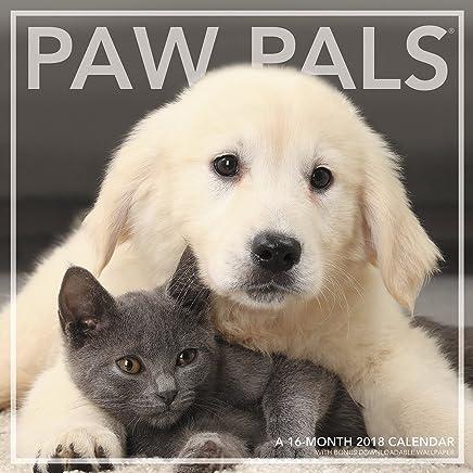 Paw Pals 2018 Calendar