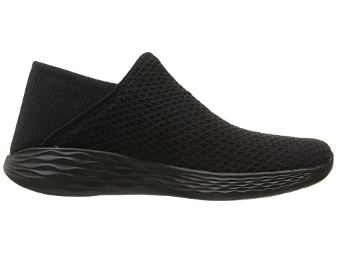 Movimiento SKECHERS You Performance SKECHERS Performance Negro HIq54vw