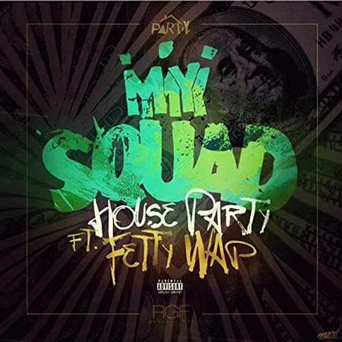 My Squad (feat  Fetty Wap & Produced by Peoples) [Explicit