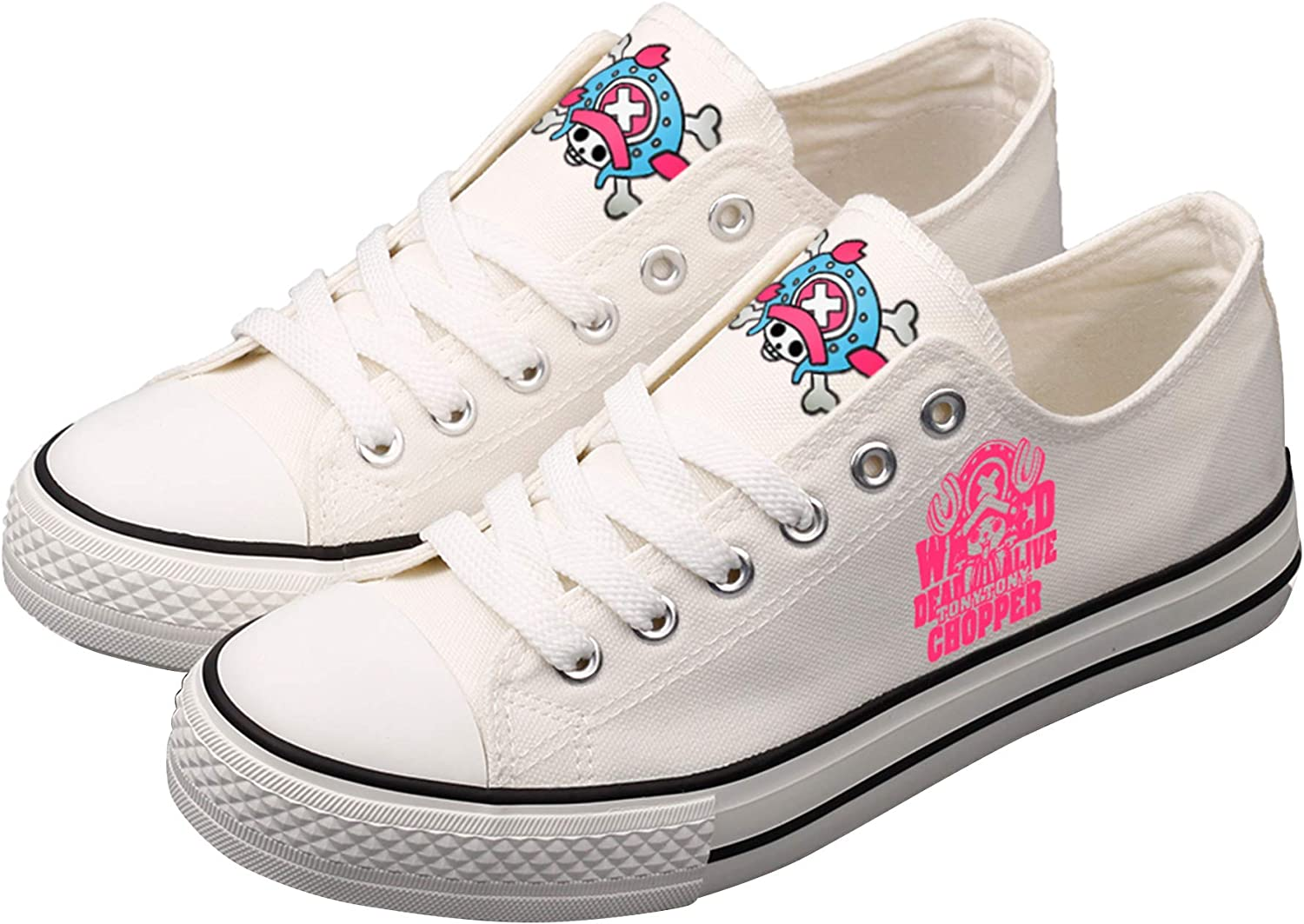 BEGOOTION Hand-Painted Canvas shoes Printing Canvas shoes ONE Piece Unisex Designs Casual Sneakers
