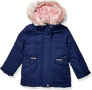 OshKosh B'Gosh Girls' Pretty Cool Parka Jacket