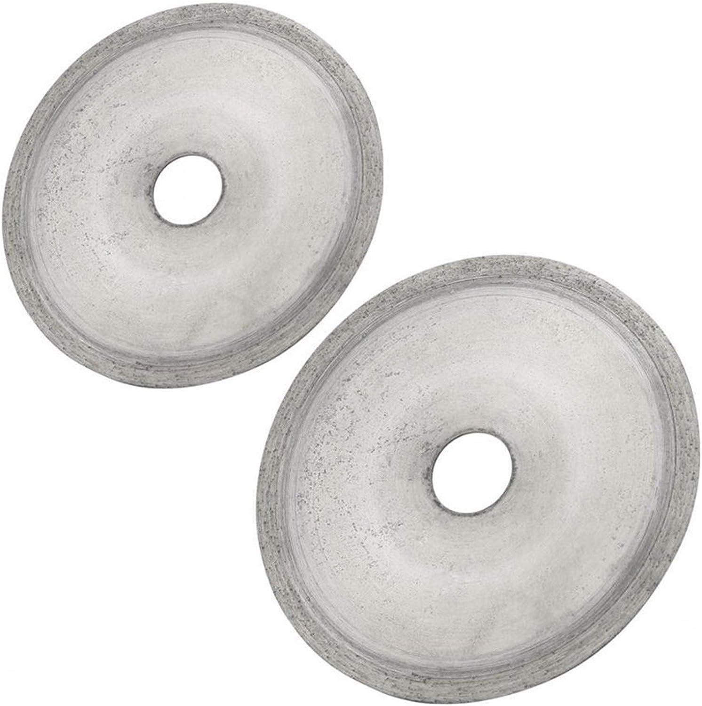 YUNJINGCHENMAN 200mm Diamond Disco de Corte Hoja de Sierra de Disco de Cristal de Vidrio Piedra Preciosa del Jade de Rotary Cutting Tools (Color : 25mm)