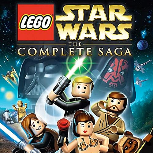 LEGO Star Wars: Die Komplette Saga [PC Code - Steam]