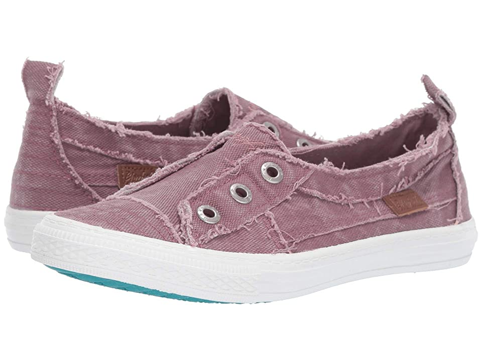71d51fdc9f0 Blowfish Aussie (Lavendar Frost Smoked Canvas) Women s Shoes