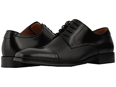 Florsheim Belfast Cap Toe Oxford (Black) Men