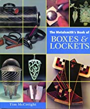 Metalsmith's Book of Boxes & Lockets